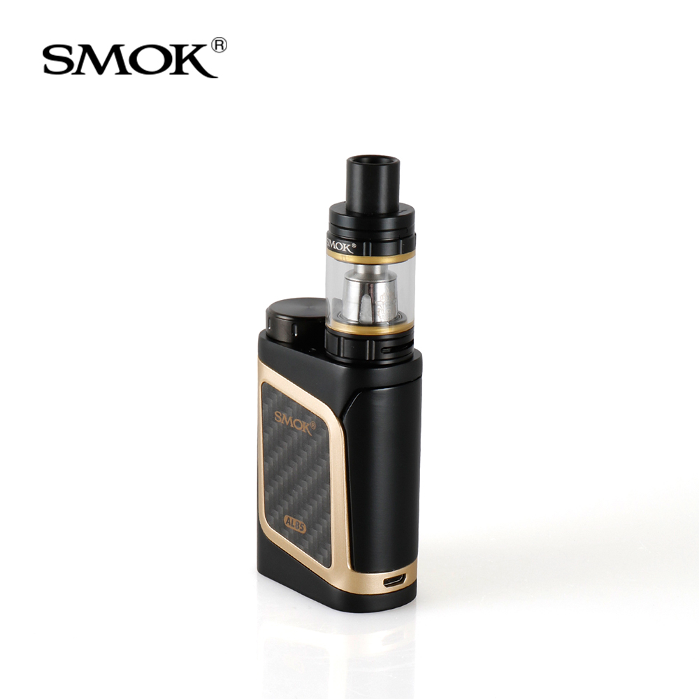 Original SMOK Alien Baby AL85 Starter Kit with TFV8 Baby Beast Tank 3ml capacity 85W Output AL85 Kit Electronic cigarette vape 100% original smok alien al85 kit with 3ml tfv8 baby tank smok al85 kit vs smok alien 220w kit