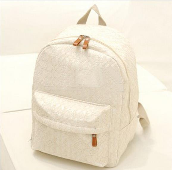 High-quality lace Backpack 2016...