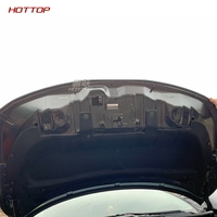 car styling case For nissan sunny 2011 2017 Engine hood insulation cotton insulation cotton trunk lid liner accessories|Sound & Heat Insulation Cotton|Automobiles & Motorcycles -