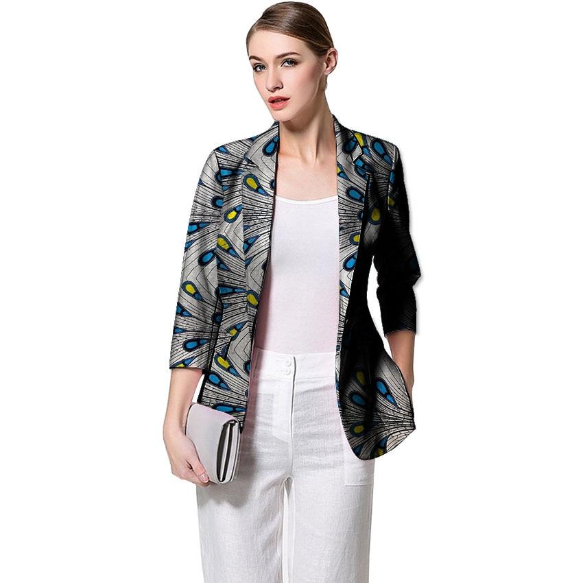 African Print Women Blazers Ol Ankara Suit Jacket Dashiki Coat Tailored For Ladies Wedding Wear African Outfit Africa Clothing Aliexpress