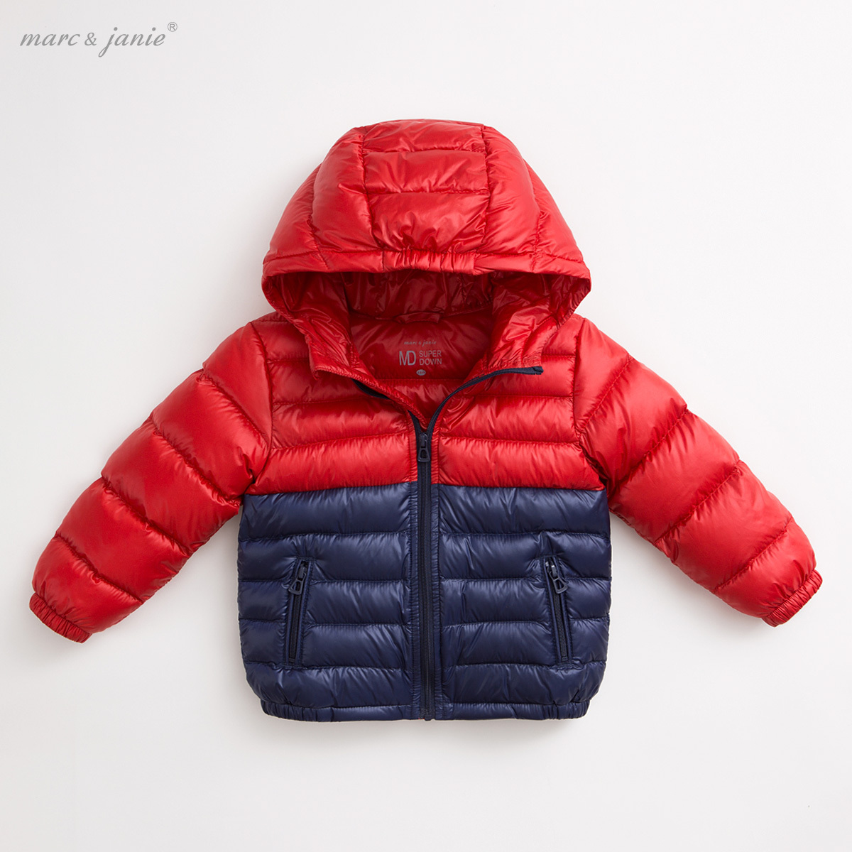 0-1-2 years old baby down service boy children baby wear down jacket winter infant snowsuit childrens winter jackets