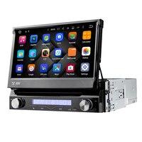 JSTMAX 7 Восьмиядерный Android 8,0 OS автомобильный проигрыватель DVD 1 Din Автомобильная Радио один Din Автомобильная Мультимедийная система с разрешен