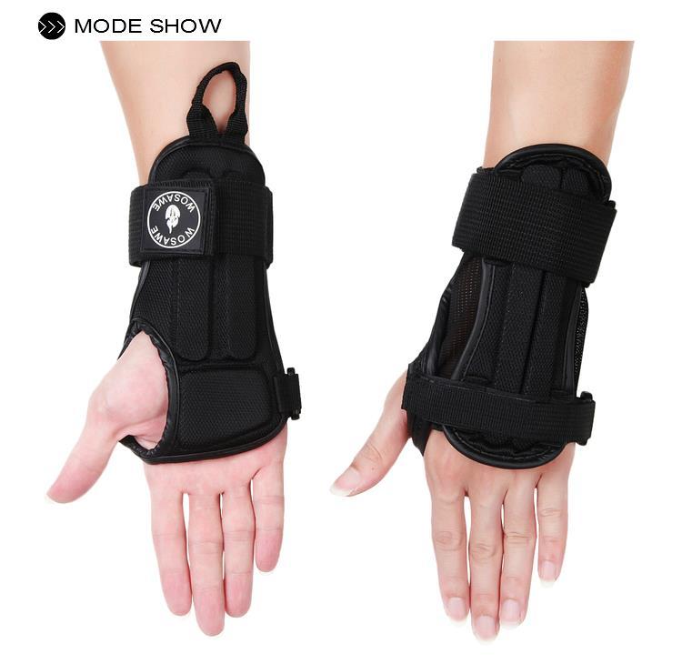 Wosawe eva esportes pulseiras entorse pulso envoltórios
