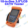 """10-in-One 3.5""""LCD CCTV Tester with Optical Power Meter,Video&Audio&Cable&Network Testing"""