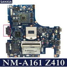 KEFU AILZA NM-A181 Laptop motherboard for Lenovo Z410 Test original mainboard GT740