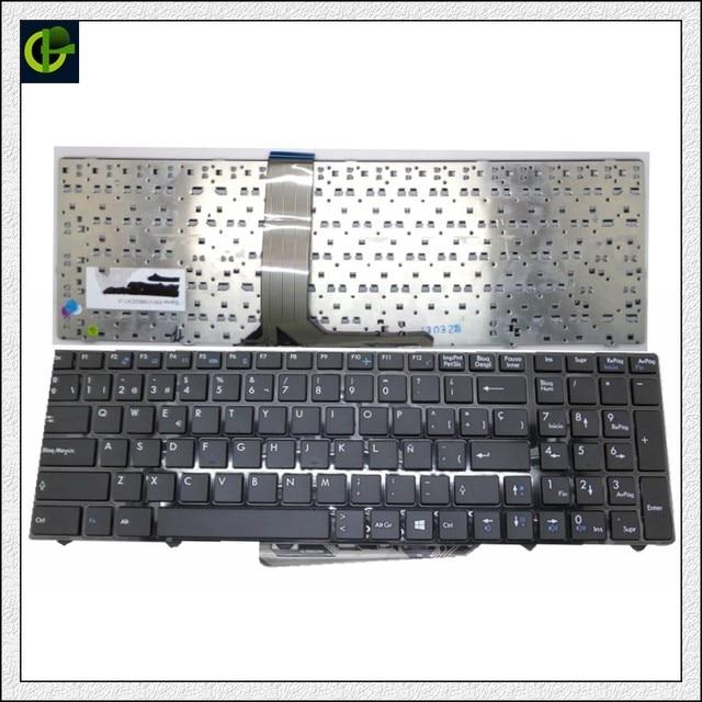Испанская клавиатура для MSI GP60 GP70 CR70 CR61 CX61 CX70 CR60 GE70 GE60 GT60 GT70 GX60 GX70 0NC 0ND 0NE 2OC 2OD 2 шт. латинский язык SP