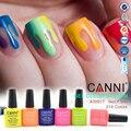 CANNI UV Nail Polish 169-192 Bling Shiny UV Gel Nail Polish Varnish LED Soak Off Glue Nail Art UV Gelpolish 238Colors CN03