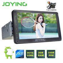 JOYING 7″ Single 1 DIN Tape Recorder Universal Android Car Radio Stereo GPS Navigation Head Unit For Most Nissan Toyota Honda
