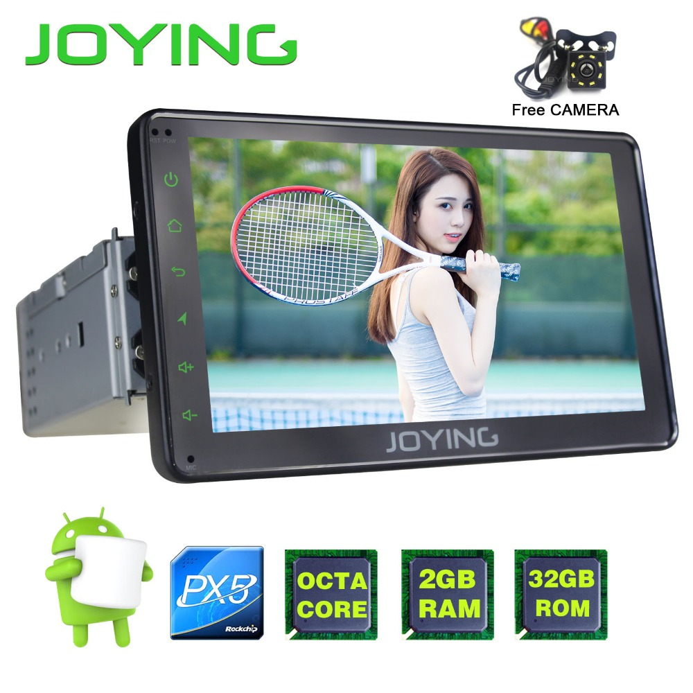JOYING 2GB 32GB Android 5 1 Universal Single 1 DIN 7 Car Radio Stereo Quad Core