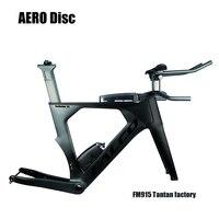 OEM FALCO bike 2019 AERO Carbon triathlon bike  Carbon tt Frame 1-1/2