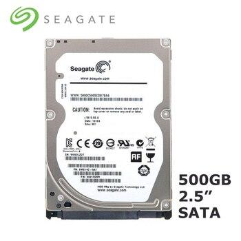 """Seagate Brand 2.5 """"500 GB SATA2-SATA3 Laptop PC Notebook wewnętrzny dysk twardy napęd dysku twardego 8 mb/32 mb 5400 obr/min-7200 obr/min 1.5 Gb/s disco duro"""