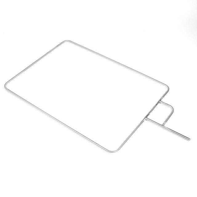 Meking 75x90cm  45x60cm 60x75cm Pro Video Studio Stainless Flag Panel Reflector Diffuser