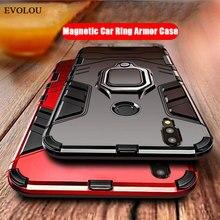 2 in 1 Hybrid Armor Phone Case for
