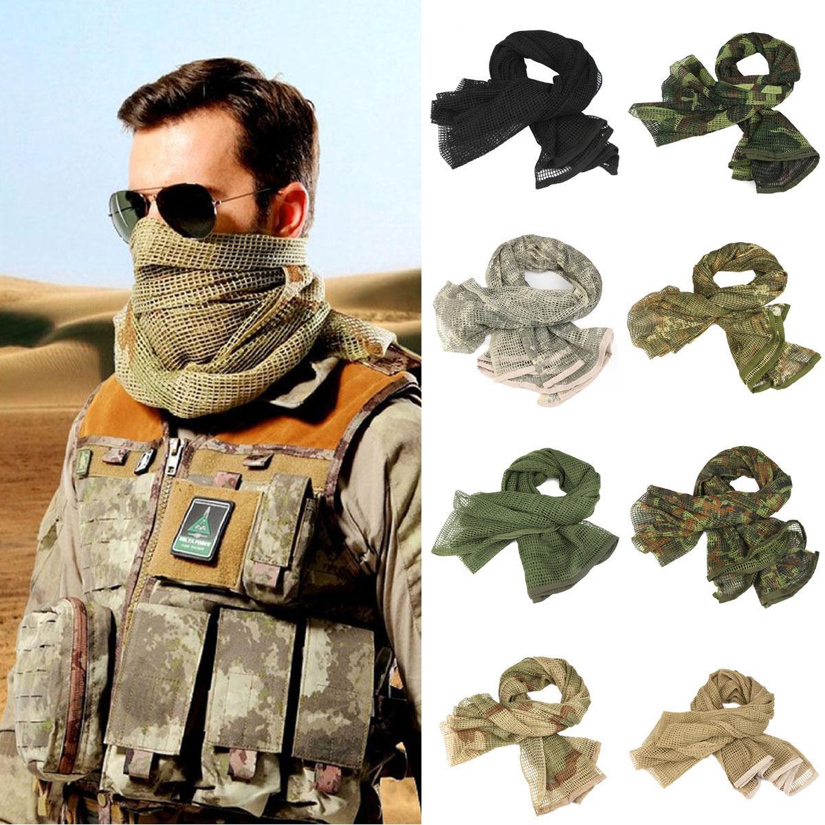How to army wear neckerchief