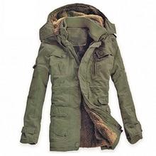 Men's outerwear Winter Jacket Men Casual