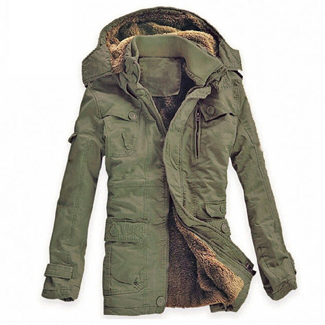 Mens Heavy Winter Jackets - Coat Nj