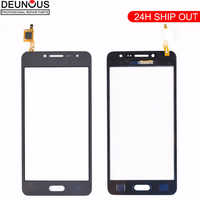 For Samsung Galaxy J2 Touch Screen Prime G531F G530 G532 SM-G532F G532F panel sensor digitizer Display front glass lens