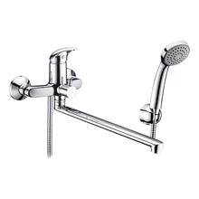 Смеситель для ванны WasserKRAFT Isen 2602L (Керамический картридж, встроенный аэратор, латунь, хромоникелевое покрытие)