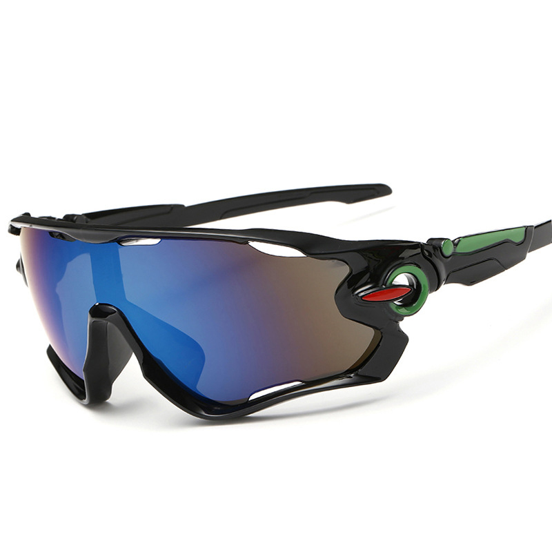 Windproof Sport Ski Eyewear Cycling Glasses Outdoor motocross Sunglasses snowboard Goggles Ski Goggles 6 Colors ゲーム ポート ピン