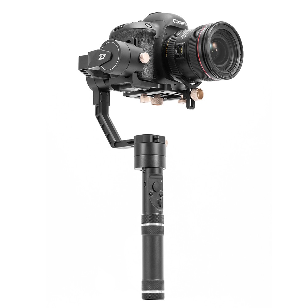 Zhiyun Crane plus 3-axis Handheld DSLR Stabilizer Handheld Gimbal Max payload 2.5kg for Mirrorless DSLR Cameras yuneec q500 typhoon quadcopter handheld cgo steadygrip gimbal black