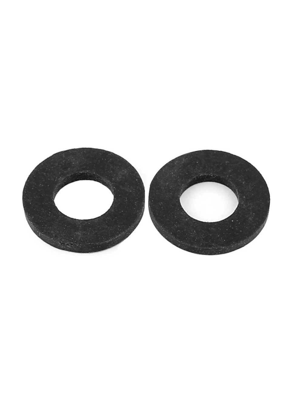 Water Pipe Tube Hose Rubber Seal Ring Gasket Washer 17x10x2mm 20 Pcs ...