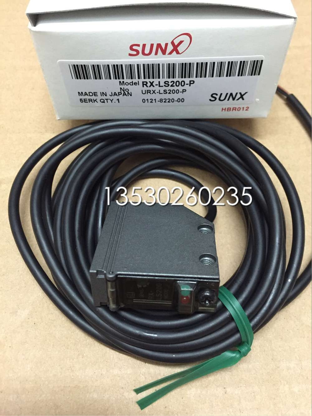 RX-LS200 RX-LS200-P Photoelectric Switch