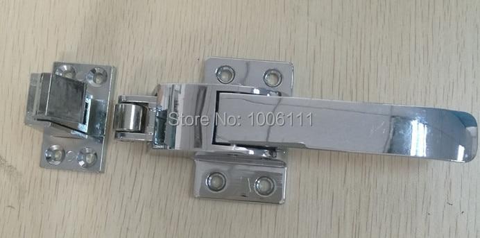 Safety door buckle for small sandblasting machine, sandblaster part maritime safety