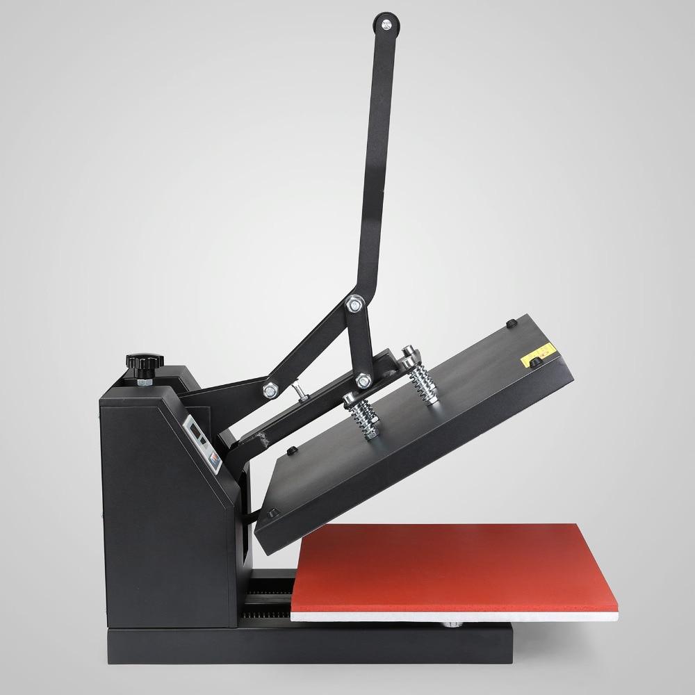 Heat Transfer T-Shirt Heat Press Machine 15