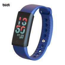 2018 colourful touch screen smartband Blood Pressure font b Smart b font font b Wristband b