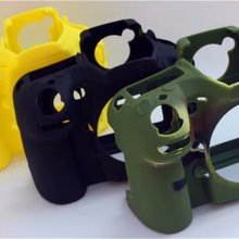 D800 Camera Bag Soft Silicone Rubber Protective Body Cover Case Skin for