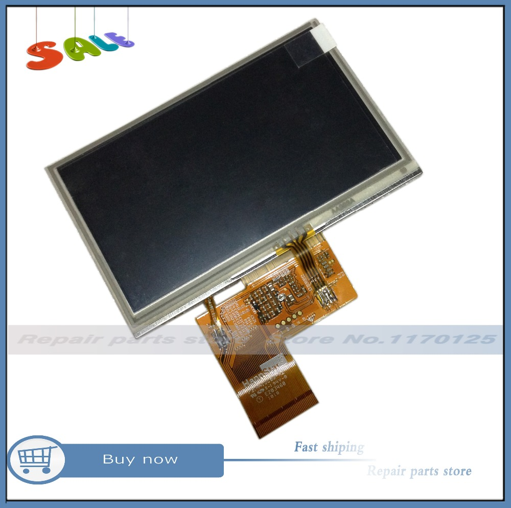 4.3 FPC4304005 gps navigation for Prology iMap 405A LCD Display Screen Panel Replacement Free shipping