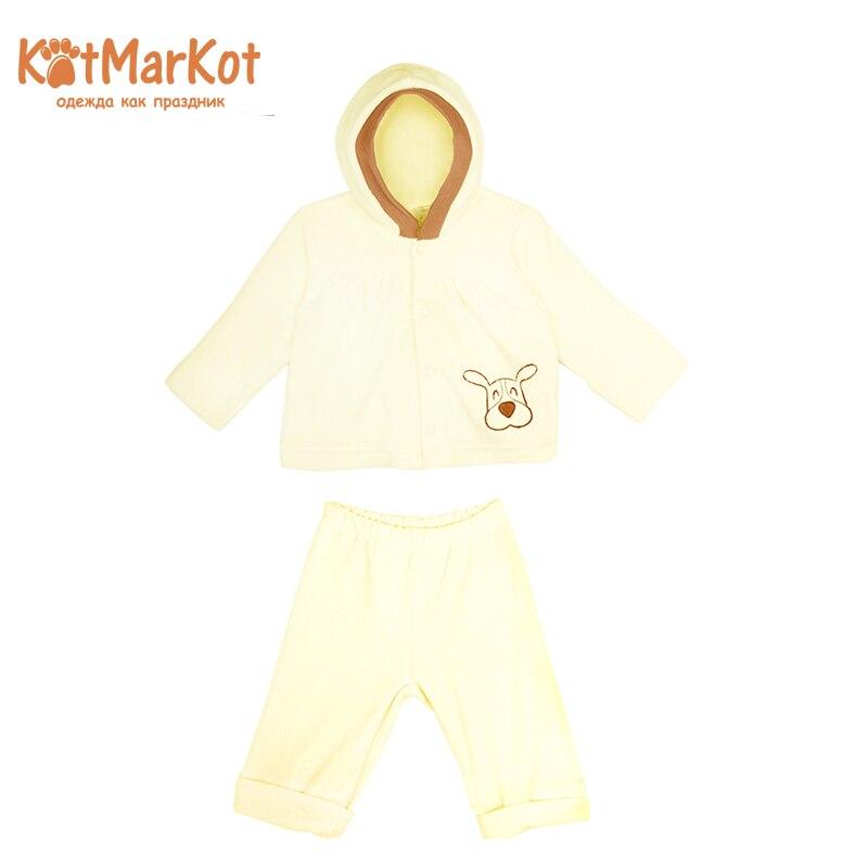 Package: blouse and pants, Universal, Kotmarkot, 2811 set with a hood blouse and pants boys kotmarkot 2817