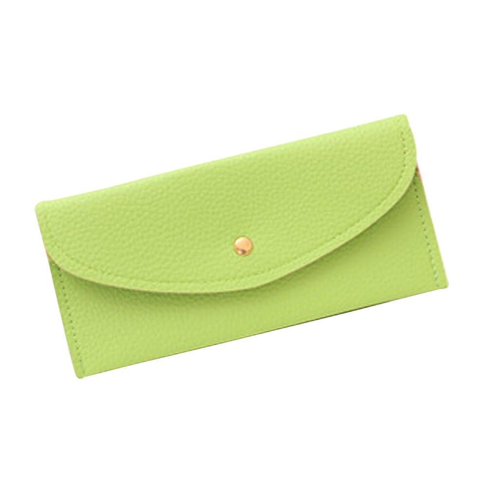 9af498aff Moda mujer cuero de la PU de múltiples funciones del bolso ultra-Delgado  bolso