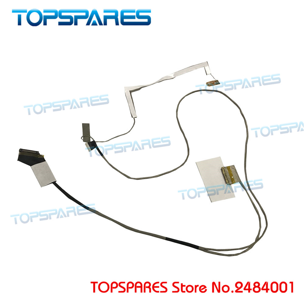 New Free Shipping Q5WV1 FHD DC02C004600 FHD 1920*1080 LVDS CABLE For ASPIRE V3-571G FHD LCD LVDS CABLE new for acer aspire v5 531 v5 571 v5 571g lcd lvds cable va51 50 4vm06 002 free shipping