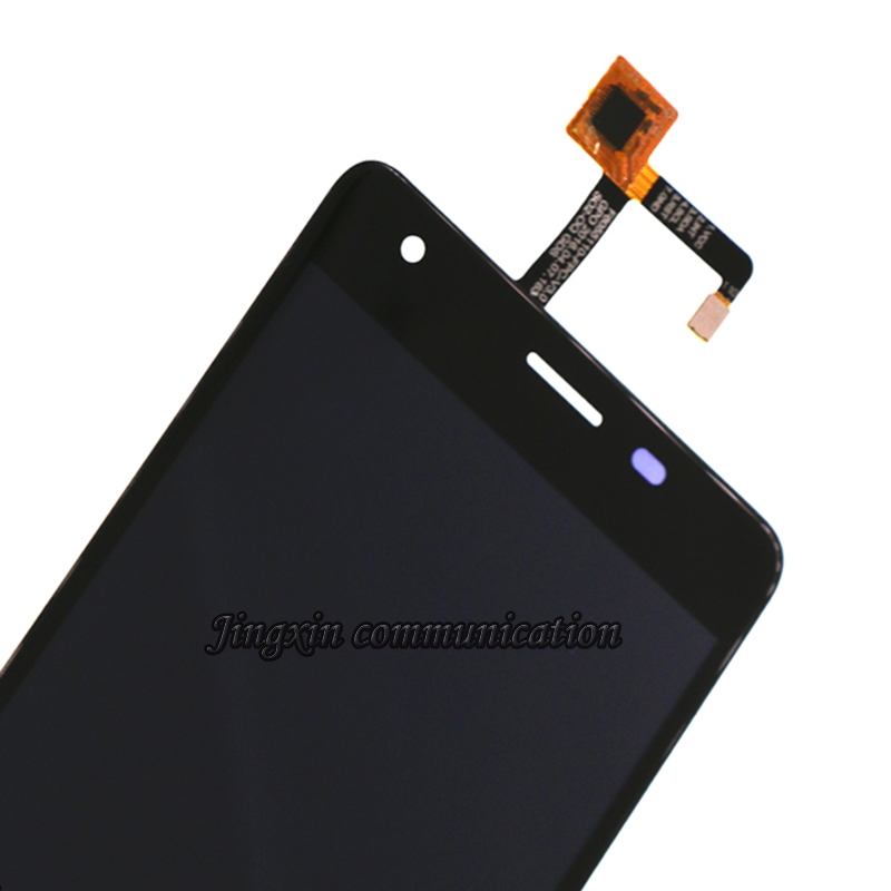 Image 4 - For Oukitel K6000 Pro LCD display and touch screen digitizer components For k6000 pro LCD 100% test free shipping + tools-in Mobile Phone LCD Screens from Cellphones & Telecommunications
