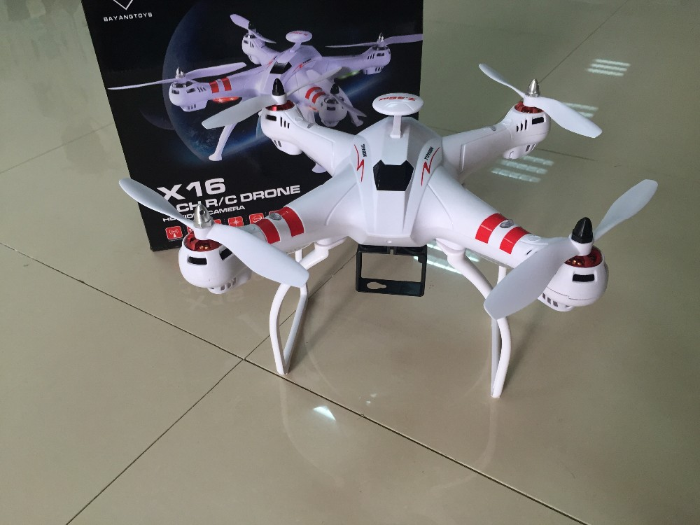 Bayangtoys X16 Brushless Drone фото