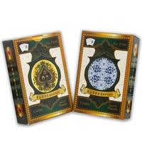 Avancée En Plastique Cartes À Jouer-En Plastique Cartes-Cartes De Jeu De Poker Ensemble pour Texas Hold'em/Blackjack Poker