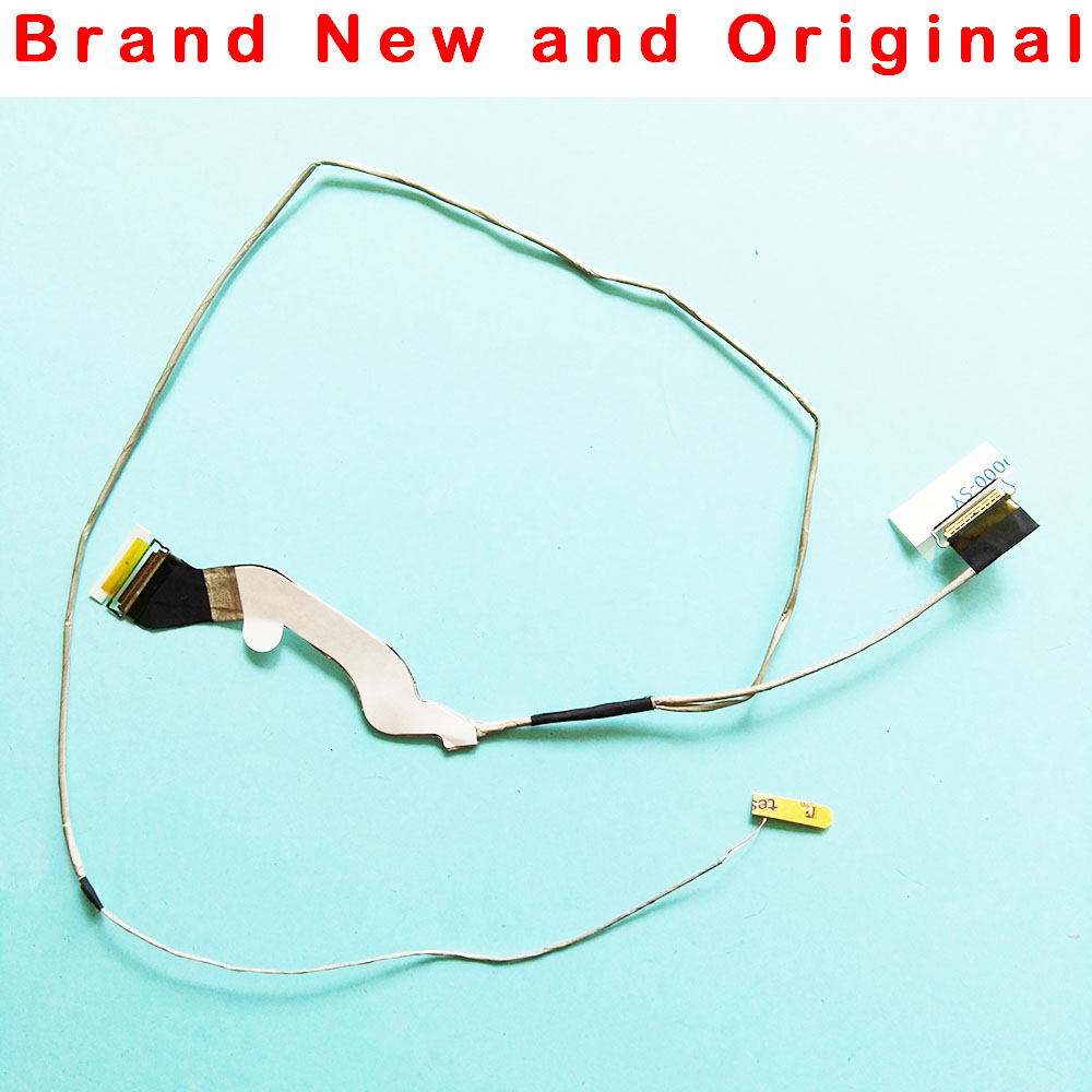 Computer Cables & Connectors Hot Sale New Original Lcd Cable For Lenovo Thinkpad E40 Edge 14 Laptop Lcd Lvds Screen Cable 63y2205 Dd0gc5lc000