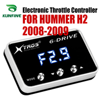 Car Electronic Throttle Controller Racing Accelerator Potent Booster For HUMMER H2 2008 2009 Tuning Parts Accessory|Car Electronic Throttle Controller| |  -