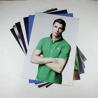 8 42x29cm World Cup Football Soccer Star Cristiano Ronaldo Poster Wallpaper Wall Stickers