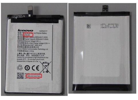 US $20 99 |Original Lenovo Vibe shot z90 7 battery BL246 2900mah  replacement ใน Original Lenovo Vibe shot z90-7 battery BL246 2900mah  replacement