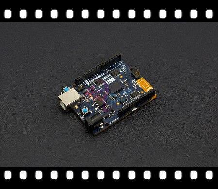 Оригинал для Arduino/Genuino 101 Dev Доска для Intel Кюри chip BLE 6-осевой акселерометр/гироскоп exceed совместим с Arduino UNO