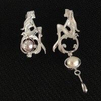 925 Silver Locket Cage Pendant - Shop Cheap 925 Silver Locket Cage ... f493dc4fcbab