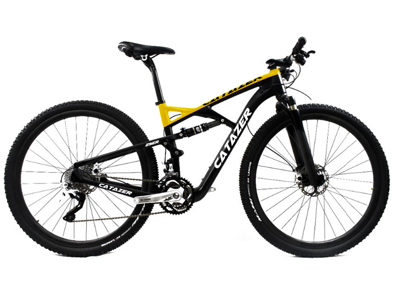 HTB1Q35XaovrK1RjSspcq6zzSXXaK - CATAZER Carbon Mountain Bike 29 Wheelset Suspension Frame 20/30 Speeds Profession Disc Brake MTB Bicycle With SHIMAN0 M8000