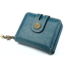 Zipper Ladies Purses Leather Women Wallets Hasp Coin Pocket Card Holder Mini Small Luxury Woman Purse Trifold Female Wallet women short wallets pu leather female plaid purses nubuck card holder wallet fashion woman small zipper wallet ladies coin purse