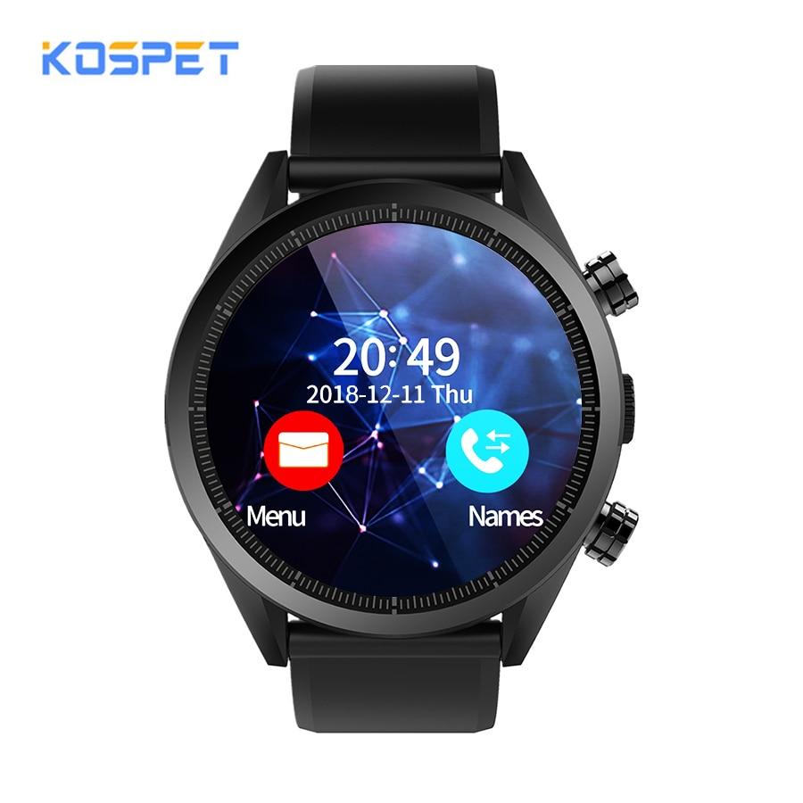 Kospet Hope Android7.1.1 3GB+32GB Dual 4G 1.39 AMOLED WIFI/GPS/GLONASS 8.0MP IP67 Waterproof MT6739 Smart Watch Phone