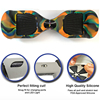 New Rubber 6 5 Hoverboard Siliconen Cover Case Shell Protector For Mini 6 5 Inch 2