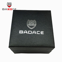 BADACE 1 шт. брендовая коробка для часов кожаные подарочные коробки для часов для мужчин и женщин спортивные модные кварцевые наручные часы контейнер
