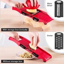 Vegi Cutter with Steel Blades