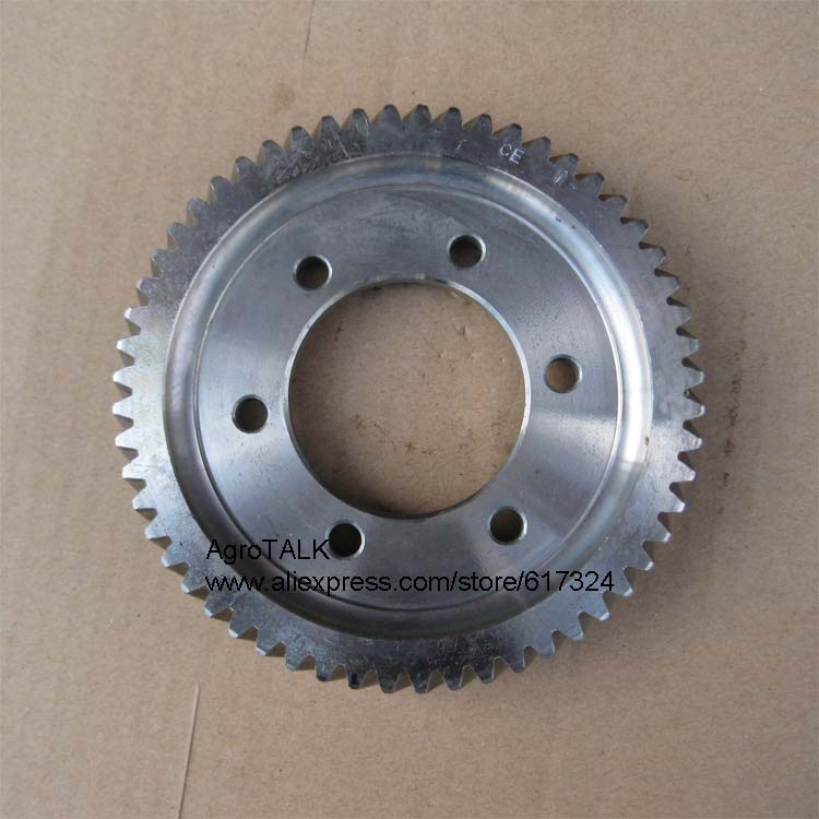 Quanchai QC485 490T, the high pressure fuel pump gear, part number: zhejiang xinchai 490bt the fuel feed pump left type please check the your pump with picture listed part number